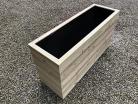 Cuboid Decking Planter 2000mm x 400mm 5 Tier